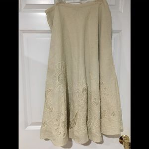 Chico's Skirts - Chico's maxi skirt